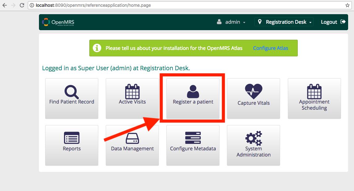activation key sample for self registration atlas cloud