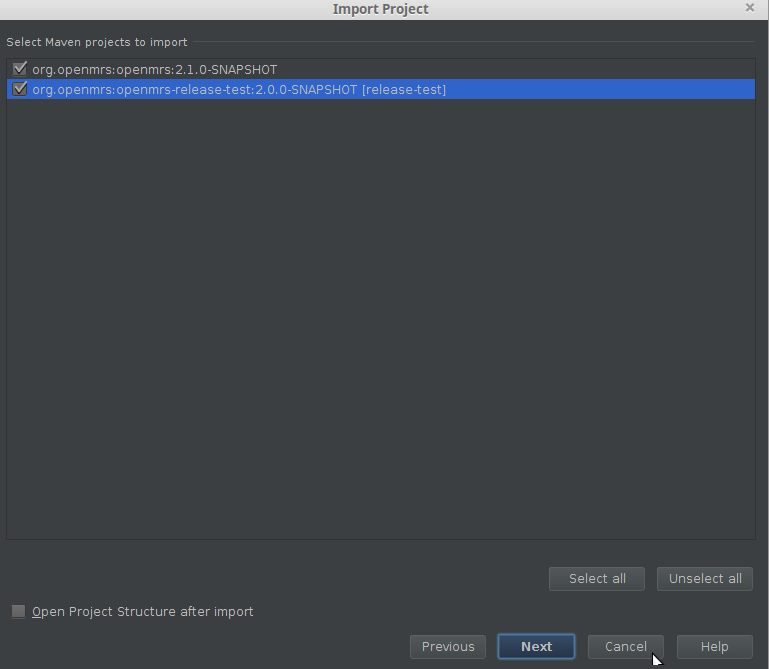 Developer How-To Setup And Use IntelliJ - Documentation - OpenMRS Wiki