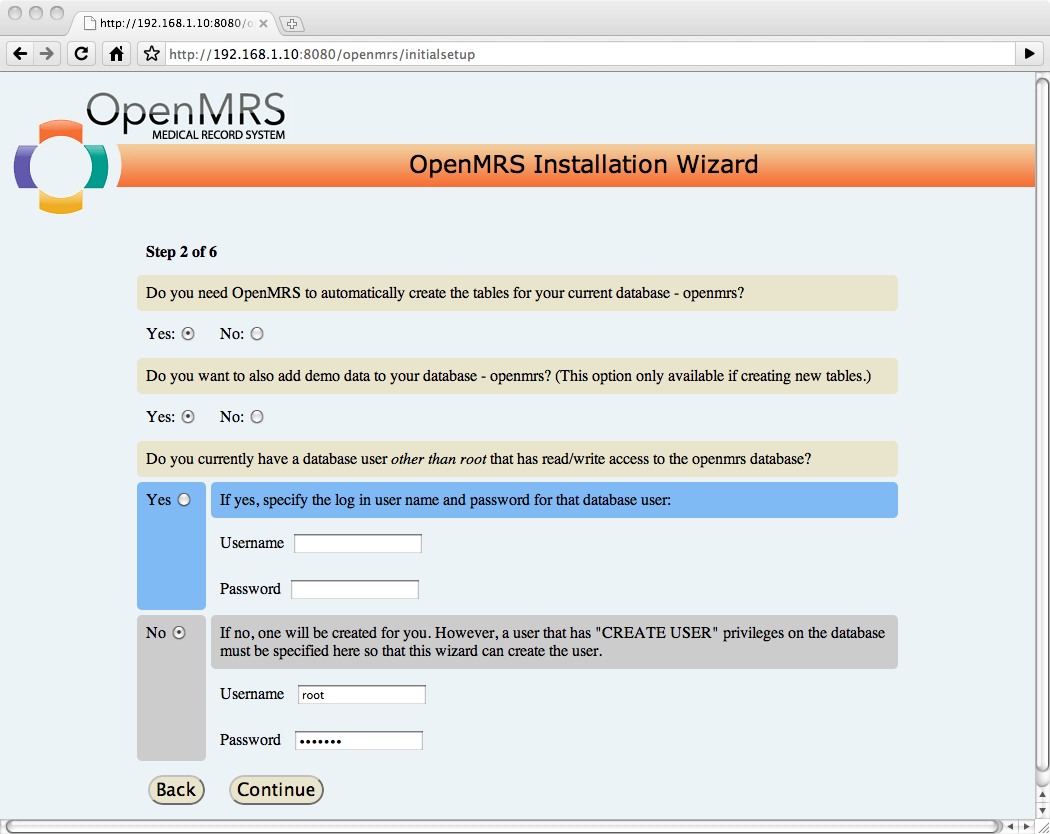 OpenMRS Appliance - Resources - OpenMRS Wiki