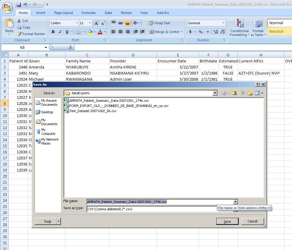 BIRT Report Module User Guide - Documentation - OpenMRS Wiki