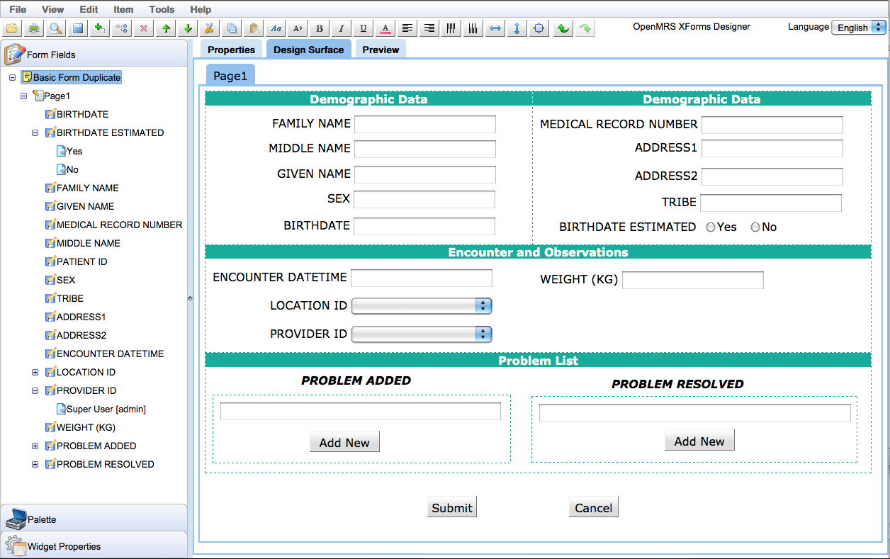 Xforms_designer Online Form Builder Pdf on