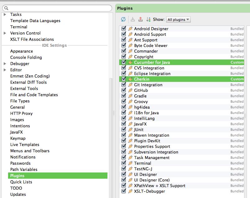 Setting Up IntelliJ - Documentation - OpenMRS Wiki