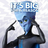 User icon: megamind